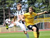 Utkání 1. kola FNK: FK Baník Sokolov - FC Hradec Králové