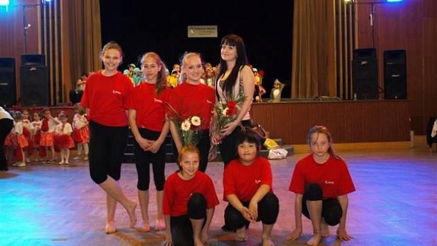 Akademie taneční školy.