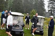 Nadační fond Ivana Hlinky přijely podpořit hvězdy NHL