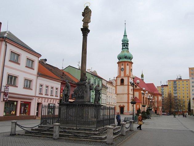 Staré náměstí dostane zeleň