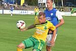 6. kolo Fotbalové národní ligy: FC MAS Táborsko - FK Baník Sokolov 2:0