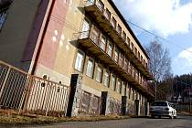 Dětský pavilon bývalé městské nemocnice.