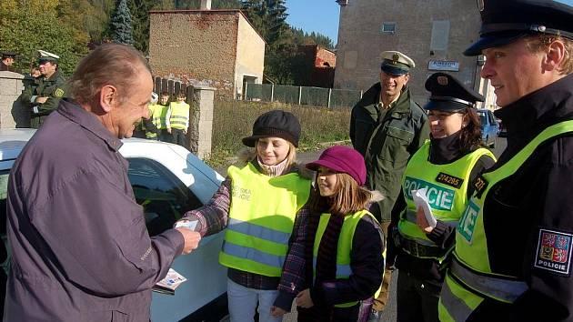 Dětské policejní hlídky.