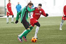 Zimní turnaj FK Baník Sokolov: FK Nejdek - FK Baník Sokolov U17