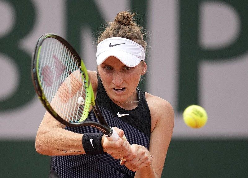 ROK 2019. Markéta Vondroušová na French Open došla až do finále, kde nestačila na Australanku  Ashleig Bartyovou.