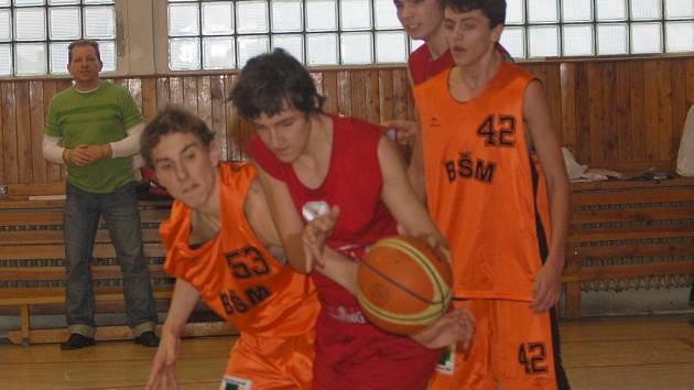 Basketbal BŠM Sokolov