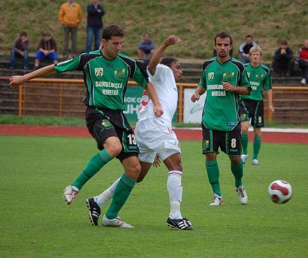 Fotbalistům Baníku se doma nepovedl ani další zápas.