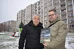 Autoři knihy Jan Rund (vlevo) a Michael Rund