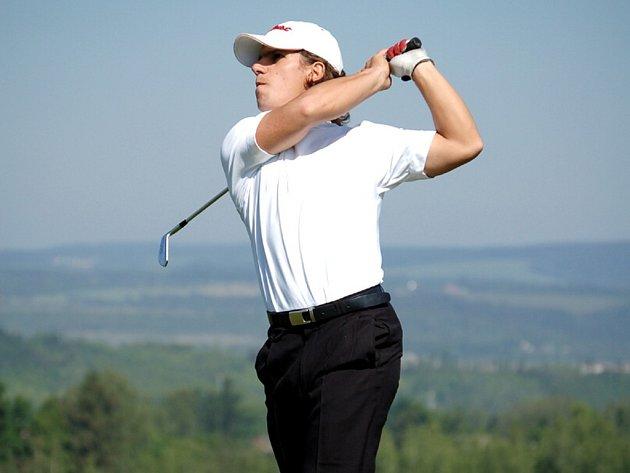 Sokolovské golfové hřiště má nový rekord.