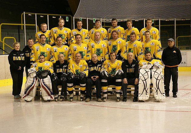 HC Baník Sokolov 2011/12