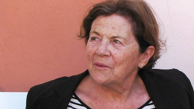 Se životním příběhem Evy Erbenové (na snímku) se mohou čtenáři seznámit v  nově vydané knize.