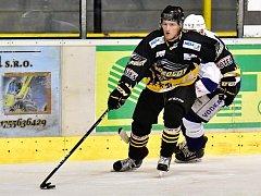 Hokejisté Baníku Sokolov vydolovali na ledě Kobry Praha výhru v prodloužení.