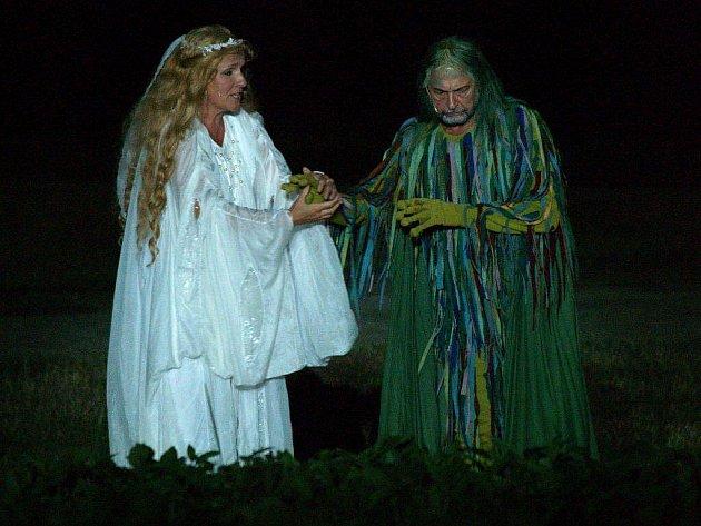 Slavnostní představení k 10. výročí festivalu v loketském amfiteátru
