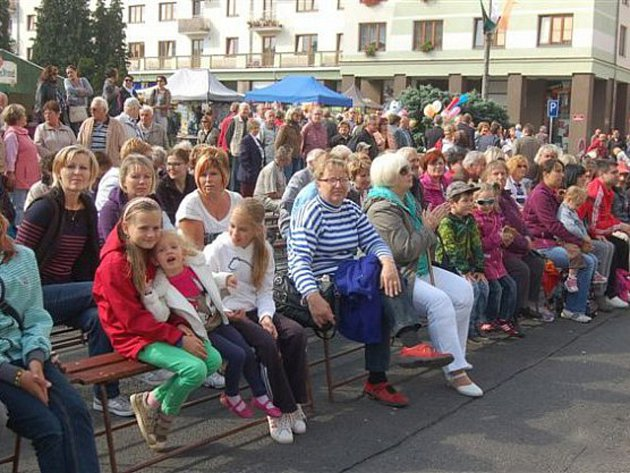 Hornická pouť v Sokolově