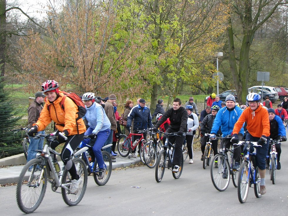 Páteřní cyklostezka podél Ohře