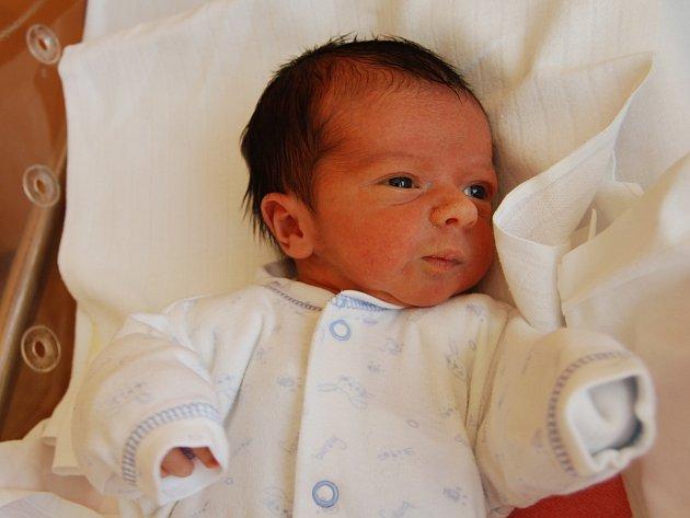 MATÝSEK SEVERA z Lomnice se narodil 22. dubna