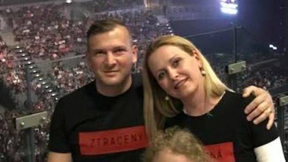 Bývalý fotbalista Slovácka a Plzně Ferenc Róth žije s rodinou na západě Čech. Foto: facebooku Ference Rótha