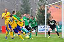 II. liga: Varnsdorf - Sokolov