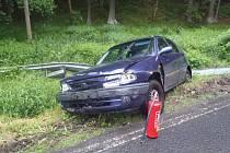 Nehoda za Kraslicemi.