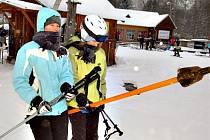 Zahájení lyžařské sezóny ve Ski Centru Bublava - Stříbrná.