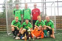 Flamengo Březová, vítěz Dacan cupu 2012