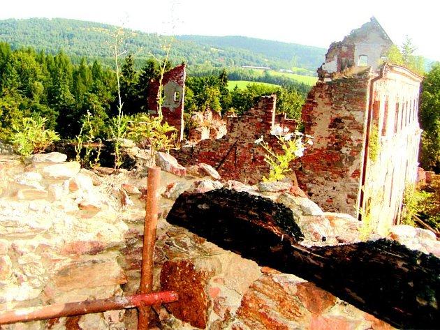 Na hradě Hartenberg oslaví nedělní Den země prací.