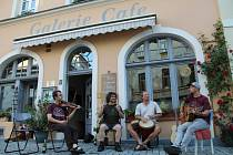 Galerie Cafe v Lokti.