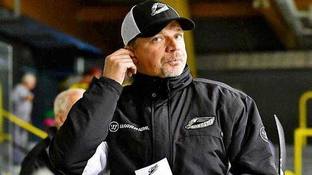 Hokejisty Chebu povedeve druhé lize Michal Jäger