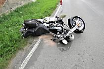 Za nehodami motorek stojí především vysoká rychlost.