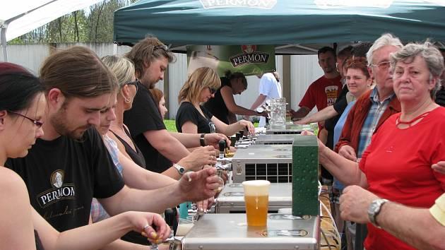 Pivní slavnosti Permon