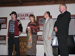 Slavnostní večer - Křesadlo za rok 2010