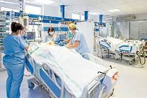 ARO II v sokolovské nemocnici.
