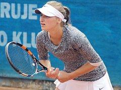 Sokolovská tenistka Markéta Vondroušová