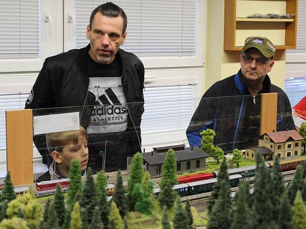 Adventní výstava sokolovských modelářů