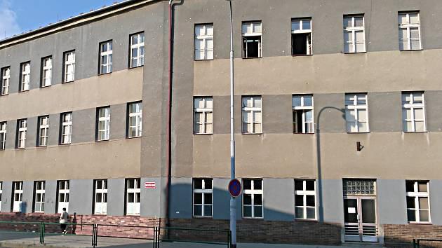 Budova v ulici Dukelských hrdinů, kde bude sídlit zuška.