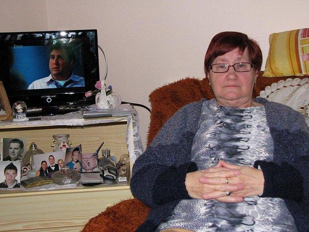SENIORKA Cecílie Ševelová už není v Domě s pečovatelskou službou v Kynšperku nad Ohří spokojená.