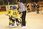 Liga mladších žáků: HC Baník Sokolov - HC Litvínov