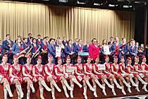 Majorettes Kynšperk se představily na mezinárodním hudebním festivalu v čínském Pekingu. Publikum svým vystoupením strhly k bouřlivým ovacím.