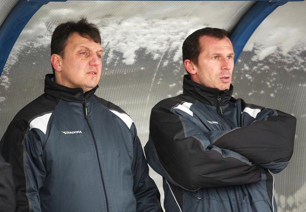 Jiří Neček a Radoslav Látal