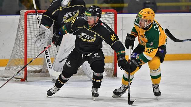 Chance liga: HC Baník Sokolov - VHK Robe Vsetín