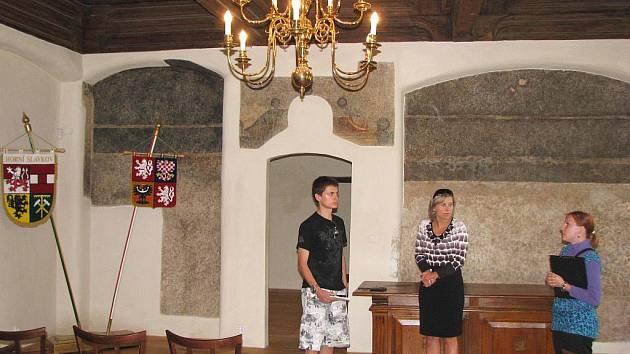Kromě svateb se v Pluhově domě uskutečňují i nejrůznější kulturní a společenské akce.