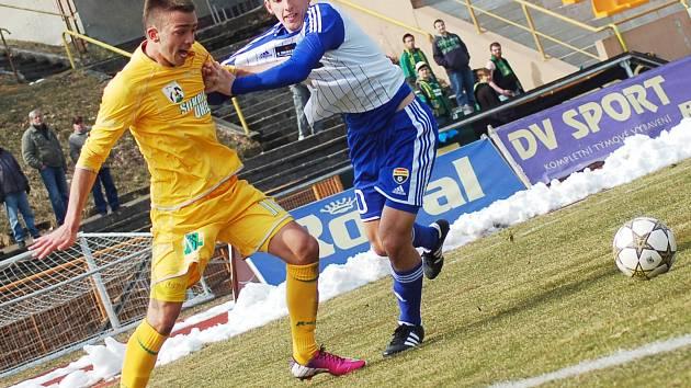 FNL: FK Baník Sokolov - 1. SC Znojmo