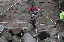 Biketrial v Březové u Sokolova
