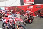 Depo motokrosového mistrovství světa v Lokti