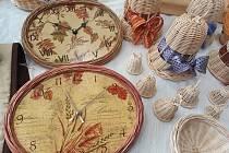 Kateřině Ješíkové učarovala dužina z ratanu. Vyrábí z ní úžasné věci.