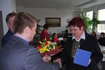Den učitelů v Sokolově