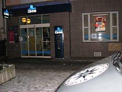 Lupič přepadl banku v Sokolově 4075d28506