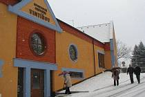 Vintířov v lednu otevře nové sportovní centrum a knihovnu