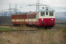 Vlak začne vozit cestující z Horního Slavkova.