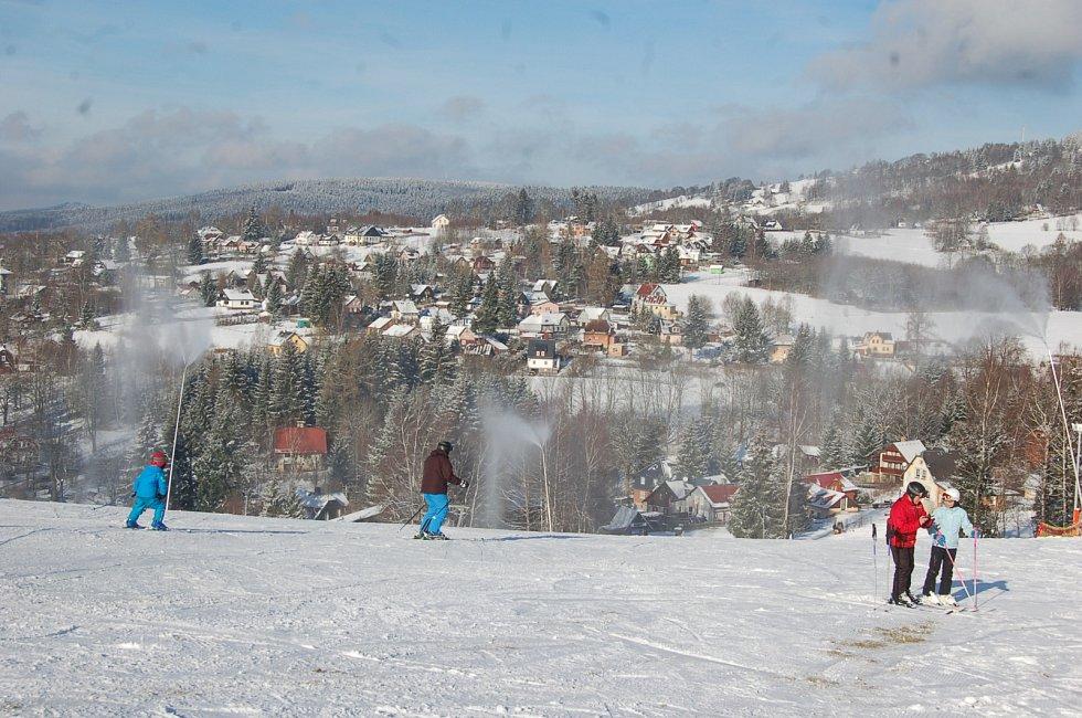 Ski Centrum Bublava - Stříbrná. d1ed641a45